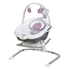 Graco Duet Sway Swing with Portable Rocker