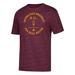 Men's adidas Arizona State Sun Devils Emblem Tee