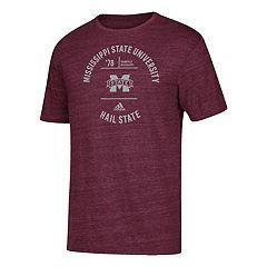 Men's adidas Mississippi State Bulldogs Emblem Tee