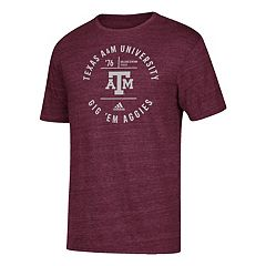 Men's adidas Texas A&M Aggies Emblem Tee