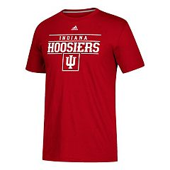 Men's adidas Indiana Hoosiers Award Go-To Performance Tee