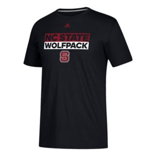 Men's adidas North Carolina State Wolfpack Go-To Performance Tee
