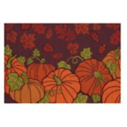 Celebrate Fall Together Pumpkin Patch Rug - 20'' x 30''