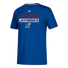 Men's adidas Kansas Jayhawks Go-To Performance Tee