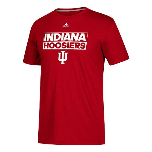 Men's adidas Indiana Hoosiers Go-To Performance Tee