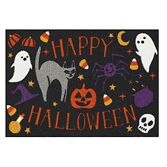 Celebrate Halloween Together ''Happy Halloween'' Rug - 20'' x 30''