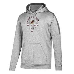 Men's adidas Central Michigan Chippewas Eastate Team Issue Hoodie