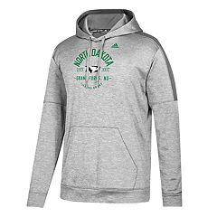 Men's adidas North Dakota Fighting Hawks Eastate Team Issue Hoodie