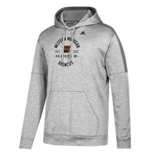 Men's adidas Western Michigan Broncos Eastate Team Issue Hoodie