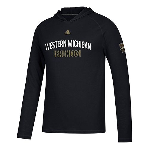 Men's adidas Western Michigan Broncos Lineup Ultimate Hoodie