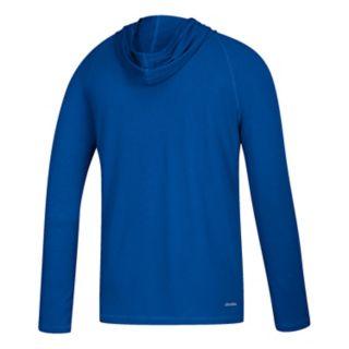 Men's adidas Delaware Blue Hens Lineup Ultimate Hoodie