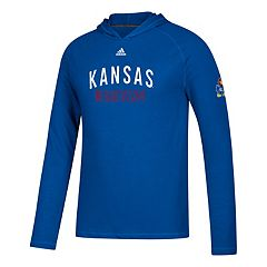 Men's adidas Kansas Jayhawks Lineup Ultimate Hoodie