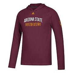 Men's adidas Arizona State Sun Devils Lineup Ultimate Hoodie