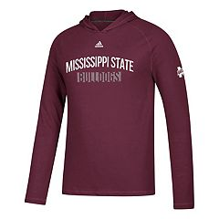 Men's adidas Mississippi State Bulldogs Lineup Ultimate Hoodie