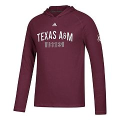 Men's adidas Texas A&M Aggies Lineup Ultimate Hoodie