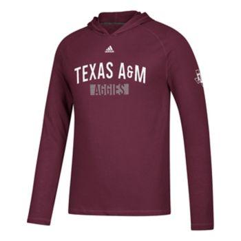 Men's adidas Texas A&M Aggies Lineup Ultimate Hoodie