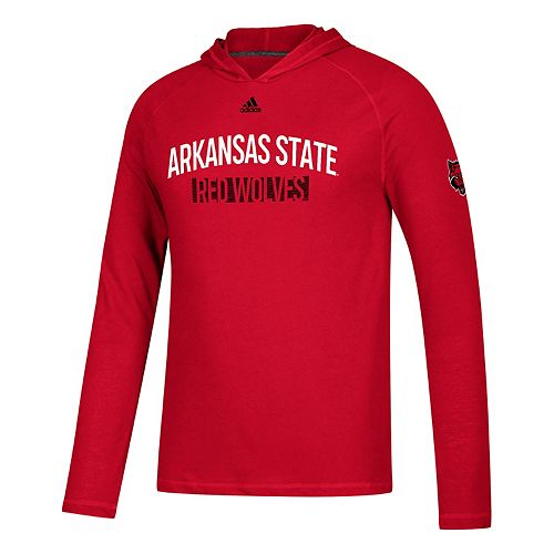 Men's adidas Arkansas State Red Wolves Lineup Ultimate Hoodie