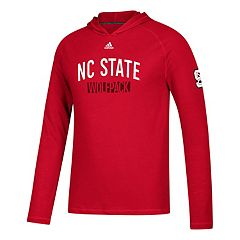 Men's adidas North Carolina State Wolfpack Lineup Ultimate Hoodie