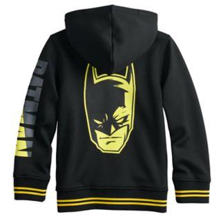 Boys 4-12 Jumping Beans® DC Comics Batman Zip Hoodie
