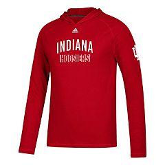 Men's adidas Indiana Hoosiers Lineup Ultimate Hoodie