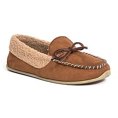 Deer Stags Campfire Men's Slippers