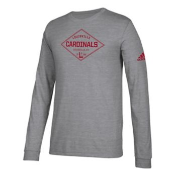 Men's adidas Louisville Cardinals Encampus Tee