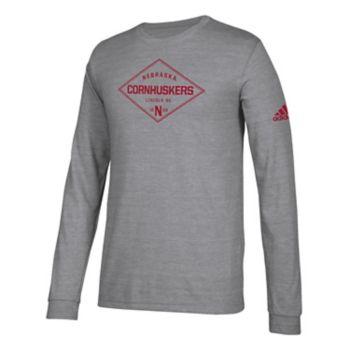 Men's adidas Nebraska Cornhuskers Encampus Tee
