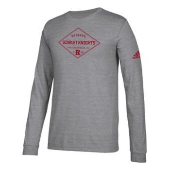 Men's adidas Rutgers Scarlet Knights Encampus Tee