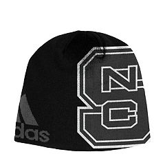Adult adidas North Carolina State Wolfpack Beanie