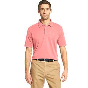 Men's IZOD Sportswear Premium Interlock Polo