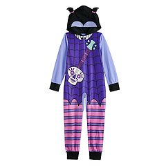 Disney's Vampirina Girls 4-10 Dress-Up Union Suit One-Piece Pajamas