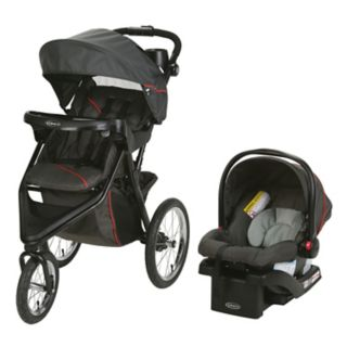 Graco Trax Jogger Travel System