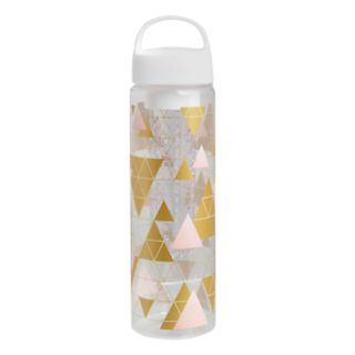 Laura Ashley Lifestyles Geometric Printed Infuser Water Bottle