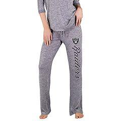 Women's Layover Oakland Raiders Lounge Pants