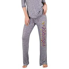 2e57bc9dc74 Women s Layover Minnesota Vikings Lounge Pants
