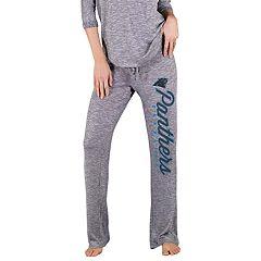Women's Layover Carolina Panthers Lounge Pants