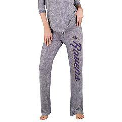 Women's Layover Baltimore Ravens Lounge Pants