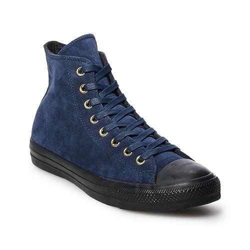 7fe74c42d60d Men s Converse Chuck Taylor All Star Suede High Top Shoes