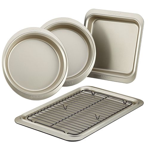 Anolon Allure Nonstick  5-Piece  Bakeware Set