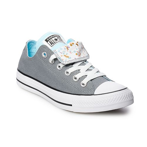 Women's Converse Chuck Taylor All Star Birthday Confetti Double Tongue Sneakers