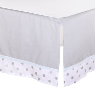 Little Haven Elephant Park 3-pc. Crib Bedding Set