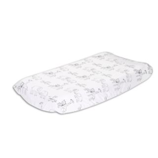 Little Haven Elephant Park Changing Pad Cover