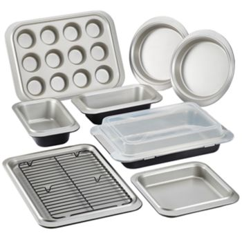 Anolon Allure Steel Nonstick 10-piece Bakeware Set