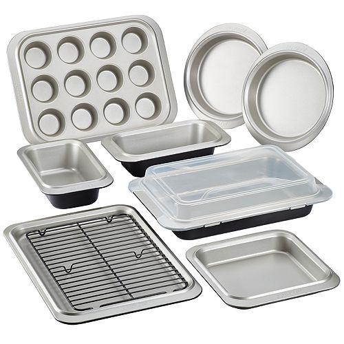 Anolon Allure Steel Nonstick 10-piece Bakeware Set