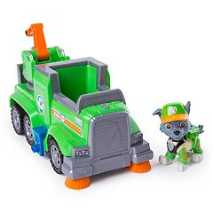 Paw Patrol Ultimate Rescue Rocky's Ultimate Rescue Recycling Truck
