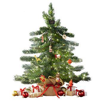 FAO Schwarz 15-in. Artificial Christmas Tree & Mini Ornament 11 ...
