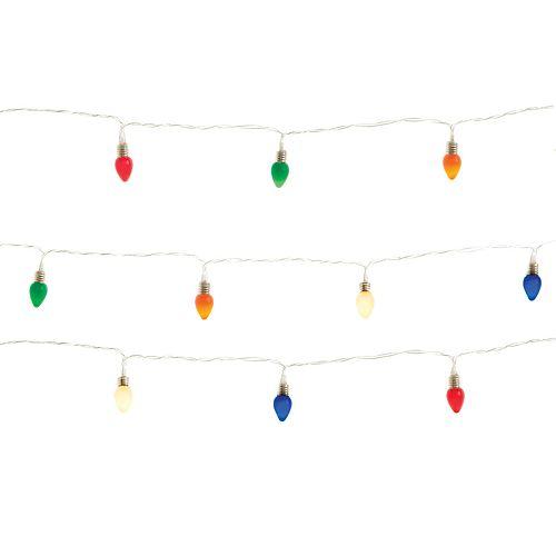 FAO Schwarz 10-ft. Christmas String Lights