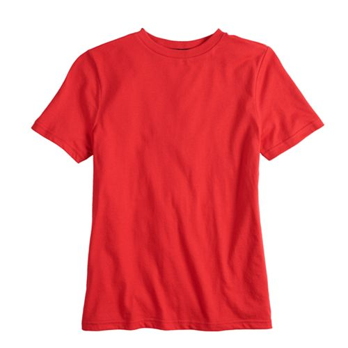 Boys 8-20 Tek Gear® Ultra Soft Tee