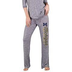 Women's Layover Michigan Wolverines Lounge Pants