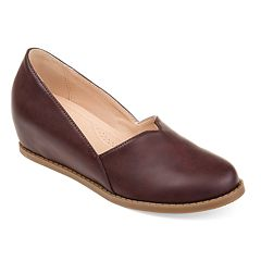 Journee Collection Val Women's Wedge Loafers